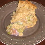 Vegan Pie:  Rhubarb Recipes for Pie People and Cake People ( . . . mostly pie people)