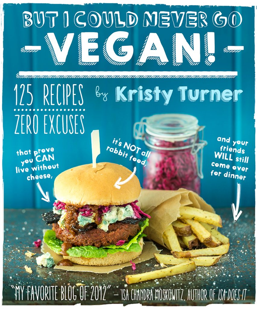 But I Could Never Go Vegan! Cookbook Review by VegansEatWhat.com