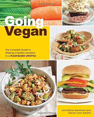 Going Vegan - review by VegansEatWhat.com