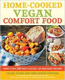 Home-Cooked Vegan Comfort Food - review by VegansEatWhat.com