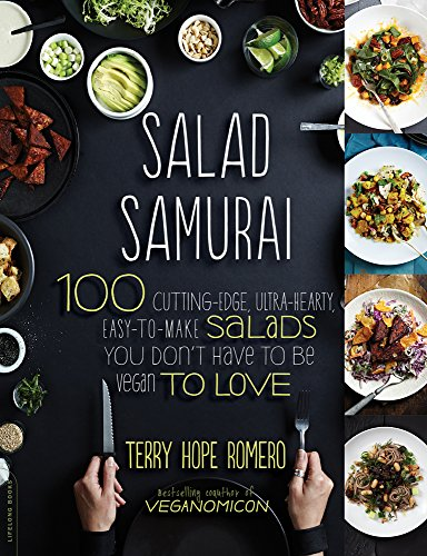 Salad Samuri by Terry Hope Romero - review by VegansEatWhat.com