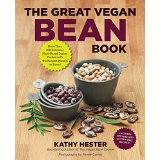 The Great Vegan Bean Book by Kathy Hester - reviewed by VegansEatWhat.com