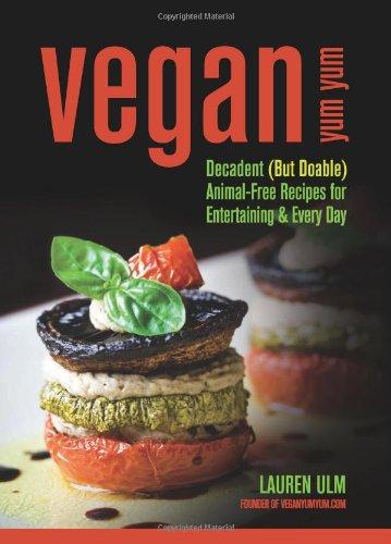 Vegan Uym Yum Cookbook by Lauren Ulm - review by VegansEatWhat.com