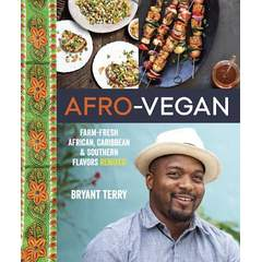 Afro-Vegan by Bryant Terry - review by VegansEatWhat.com
