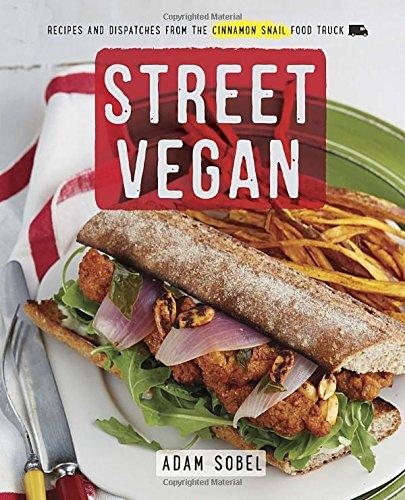 Street Vegan by Adam Sobel - review by VegansEatWhat.com