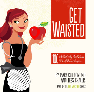 Get Waisted Cookbook - review by VegansEatWhat.com