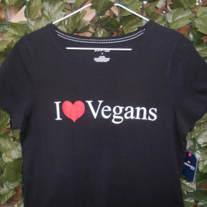 I Love Vegans Shirt