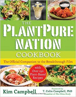 Plant Pure Nation by Kim Campbell - review by VegansEatWhat.com