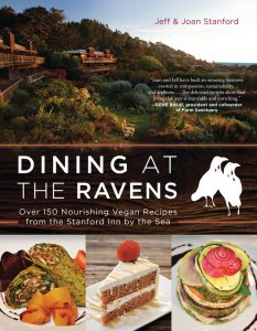 Dining At The Ravens - Vegan Cookbook Review by VegansEatWhat.com